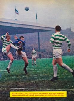 Celtic v Rangers, 1968
