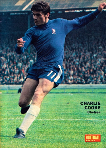 Charlie Cooke, Chelsea 1969