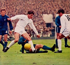 Chelsea v Tottenham, 1967 FA Cup Final