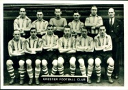 Chester City 1936