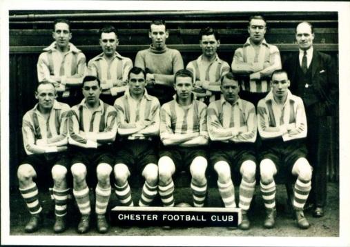 Chester City 1936