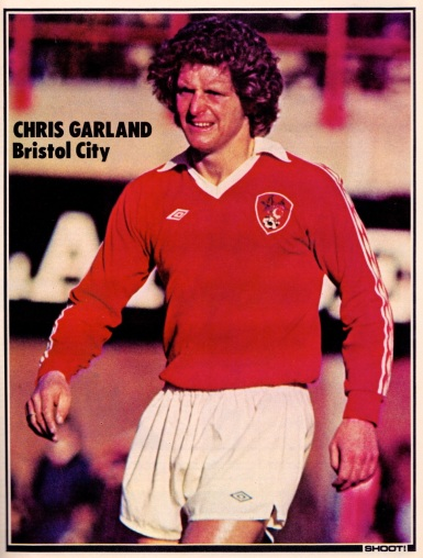 Chris Garland, Bristol City 1977