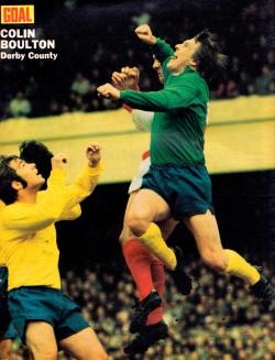 Colin Boulton, Derby Country 1973