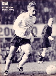 Colin Todd, Derby Country 1973