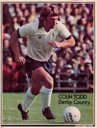 Colin Todd, Derby Country 1976