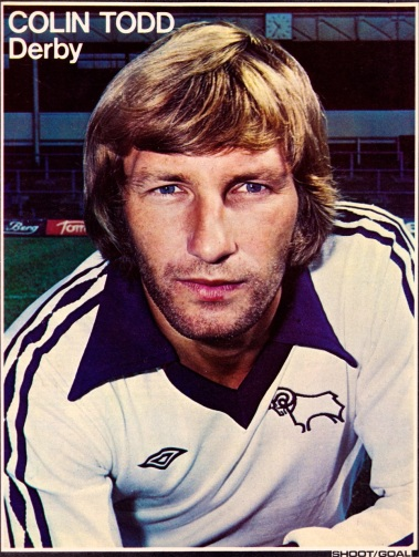 Colin Todd, Derby Country 1977-2