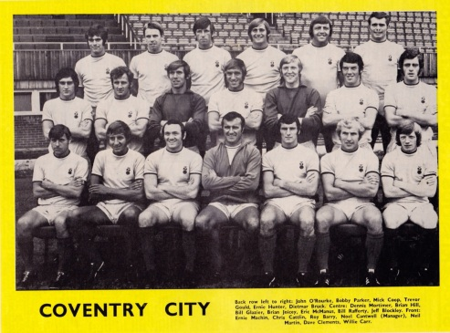 Coventry City 1970