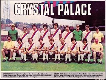 Crystal Palace 1977