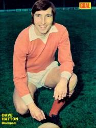 Dave Hatton, Blackpool 1973