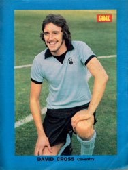 David Cross, Coventry City 1973