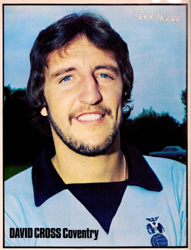 David Cross, Coventry City 1974