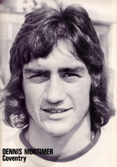Dennis Mortimer, Coventry City 1973