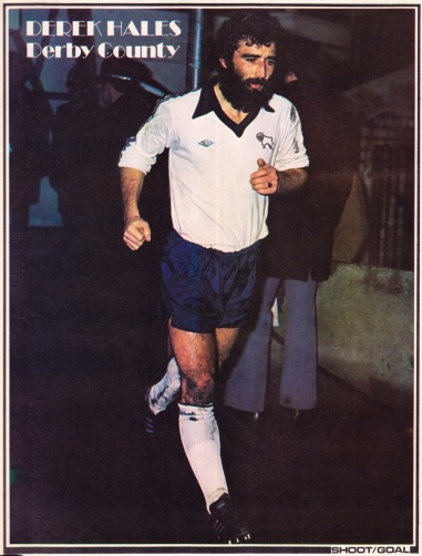Derek Hales, Derby Country 1977