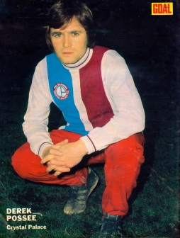 Derek Possee, Crystal Palace 1973
