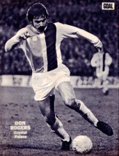 Don Rogers, Crystal Palace 1973