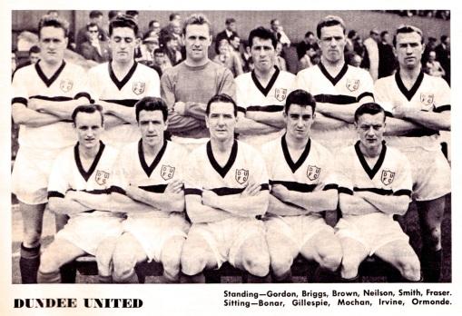 Dundee United 1962