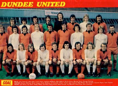 Dundee United 1973