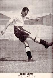 Eddie Lowe, Fulham 1951