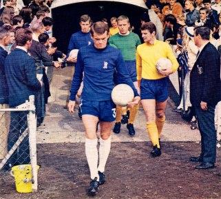 Eddie McCreadie, Chelsea 1965