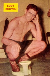 Eddy Brown, Birmingham City 1959