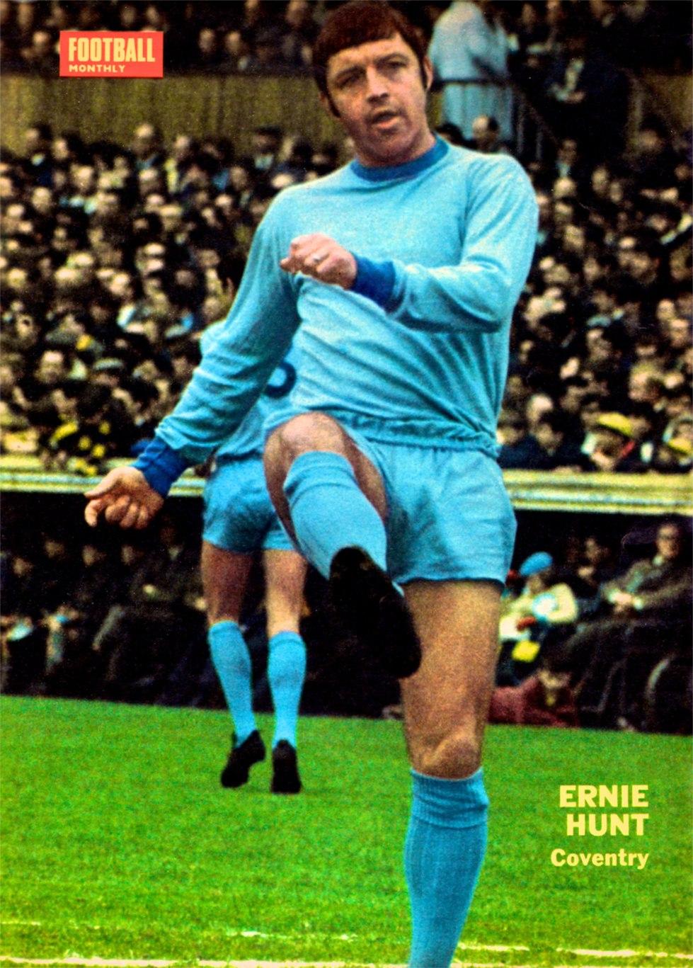 Ernie Hunt, Coventry City 1970