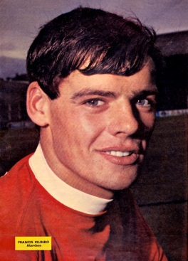 Francis Munro, Aberdeen 1967