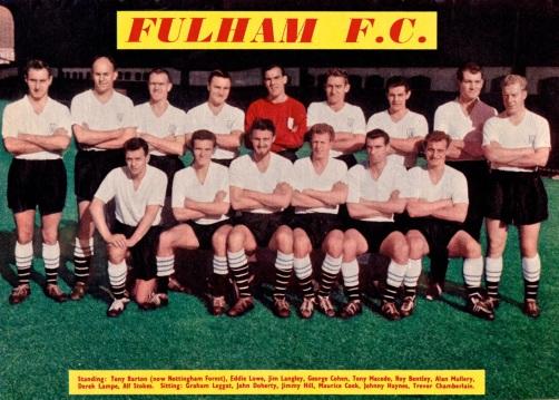 Fulham 1960