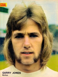 Garry Jones, Bolton Wanderers 1973