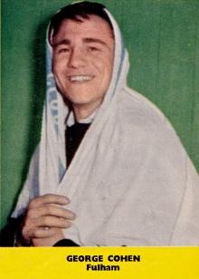 George Cohen, Fulham 1960
