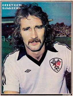 Gerry Gow, Bristol City 1977