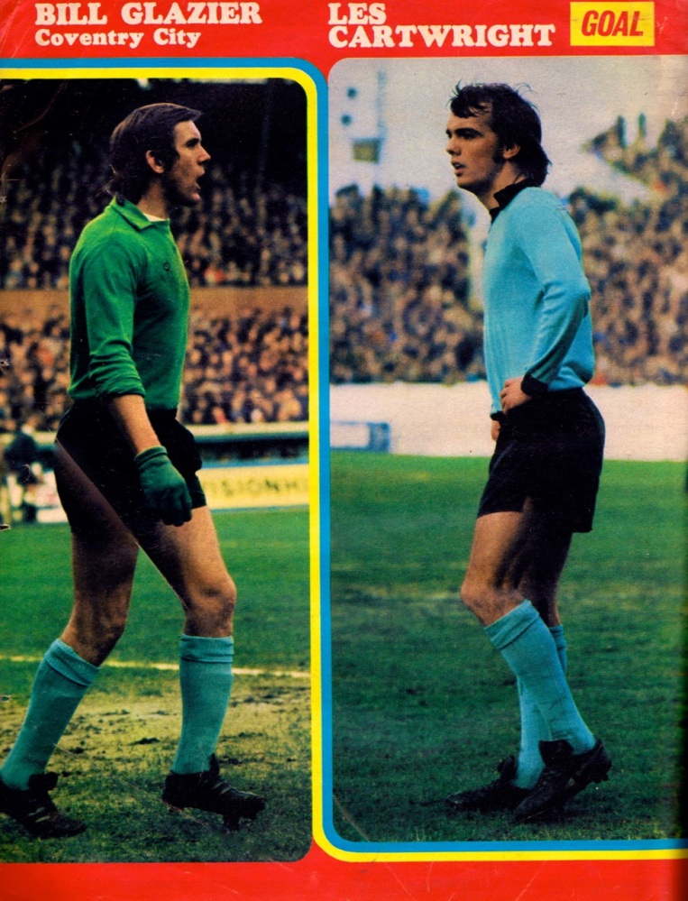 Glazier & Cartwright, Coventry City 1974