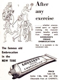 Goddard's 1958
