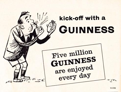 Guinness 1960-2