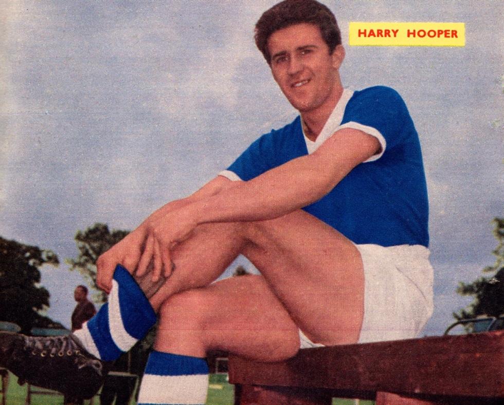 Harry Hooper, Birmingham City 1959