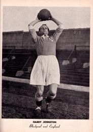 Harry Johnston, Blackpool 1951