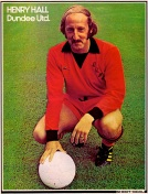 Henry Hall, Dundee United 1976