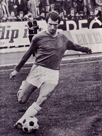 Henryk Kasperczak, 1977