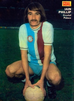 Ian Phillip, Crystal Palace 1973