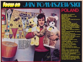 Jan Tomaszewski, 1975