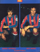 Jeffries & Barry, Crystal Palace 1973