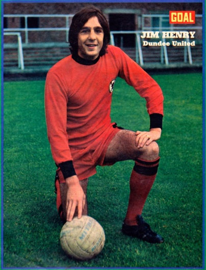 Jim Henry, Dundee United 1970