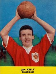 Jim Kelly, Blackpool 1960