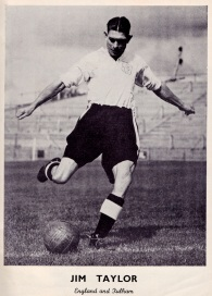 Jim Taylor, Fulham 1951