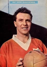 Jimmy Armfield, Blackpool 1960