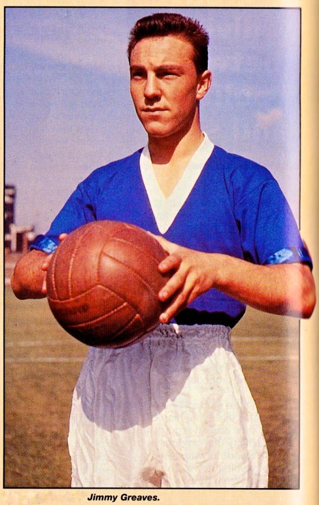 Jimmy Greaves, Chelsea 1959 | Beyond The Last Man