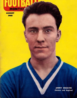 Jimmy Greaves, Chelsea 1960-2