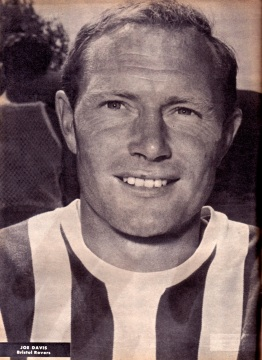 Joe Davis, Bristol Rovers 1964