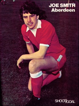 Joe Smith, Aberdeen 1975