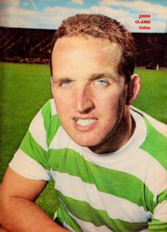 John Clark, Celtic 1968