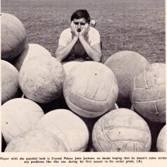 John Jackson, Crystal Palace 1964
